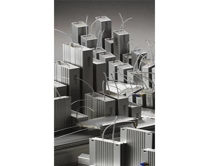 Aluminyum Kasalı Asansör Frenleme Direnci